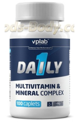 Daily 1 Multivitamin 100 таб