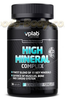 High Mineral Complex  90 капс