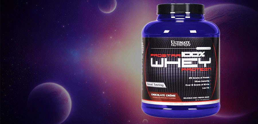 ProStar 100% Whey 2.3 Ultimate Nutrition