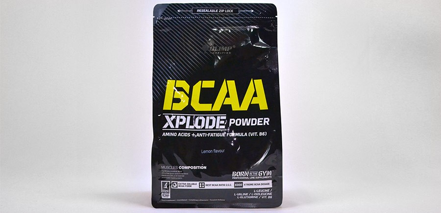 Olimp BCAA Xplode Powder 1000 грамм