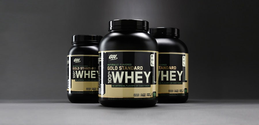 Natural Whey Gold 2300г